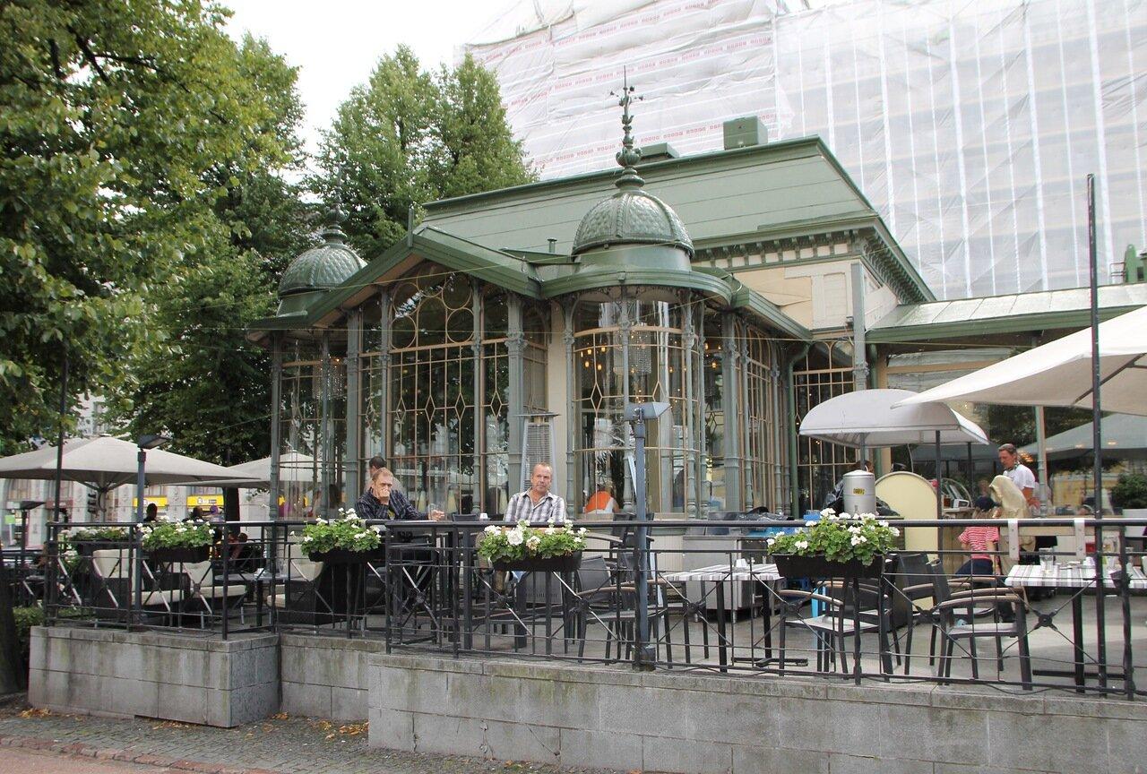 Helsinki. Restaurant 'The Chapel' (Kapeli)