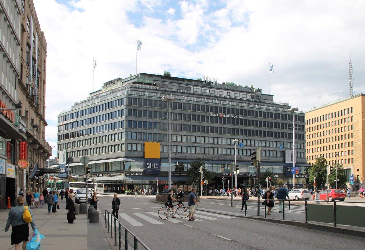 Sokos department Store, Helsinki