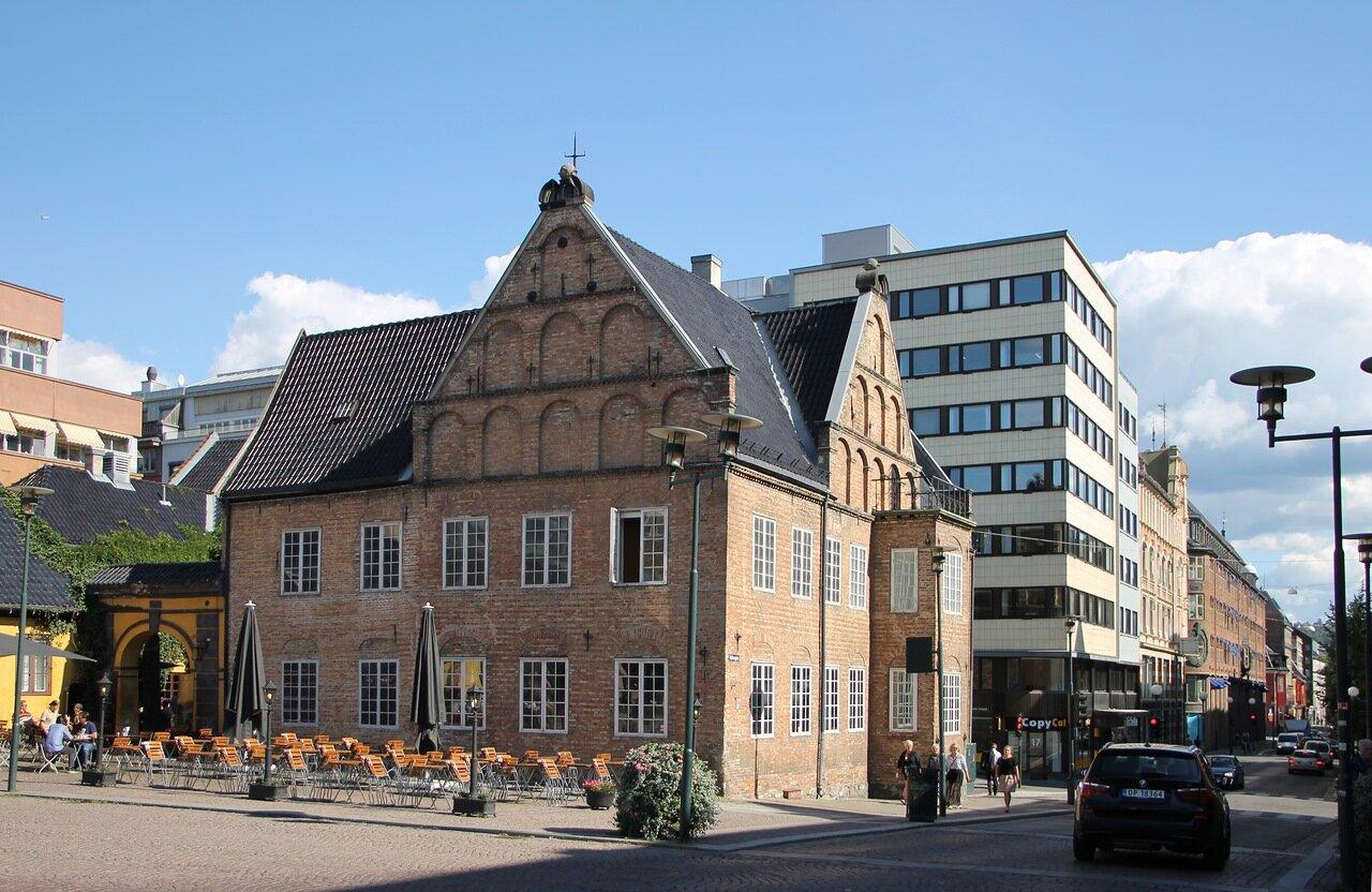 Oslo, Rådmannsgården