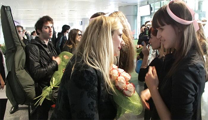 Ольга, Микеланджело Локонте, Диан Дассини