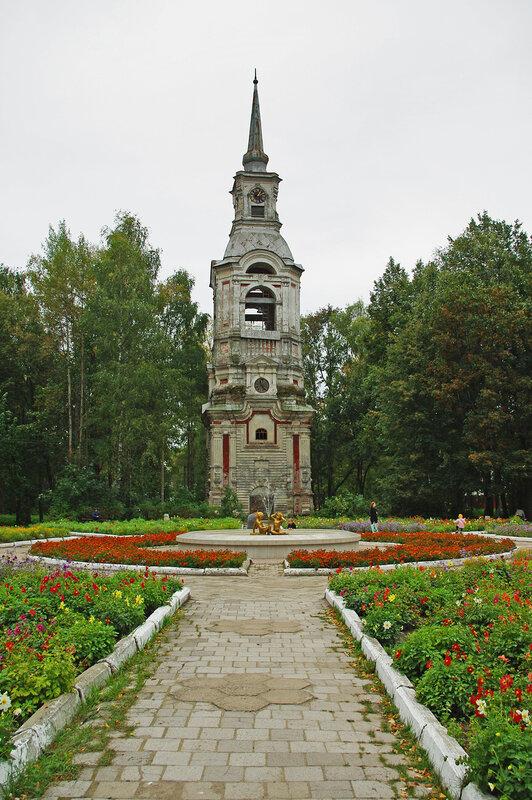 В городском парке