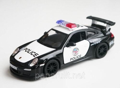Kinsmart Porsche 911 Police