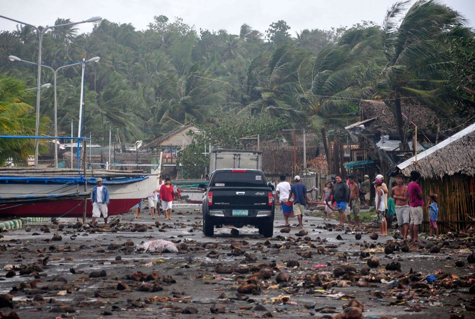 Тайфун во вьетнаме 14 фотография