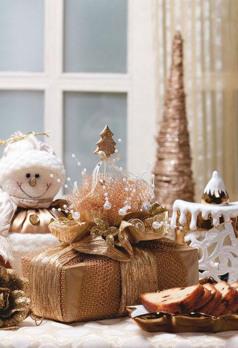 Упаковываем подарки
