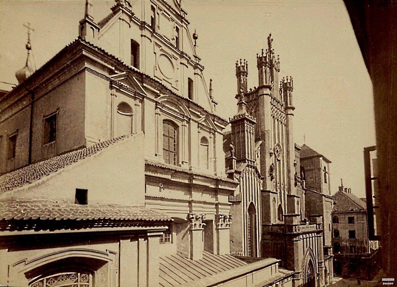 Кафедральный собор Иоанна Крестителя. 1880