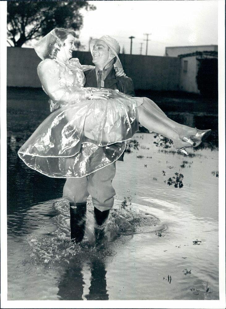 1941. Легенды Голливуда актеры Джеймс Кэгни и Бетт Дэвис