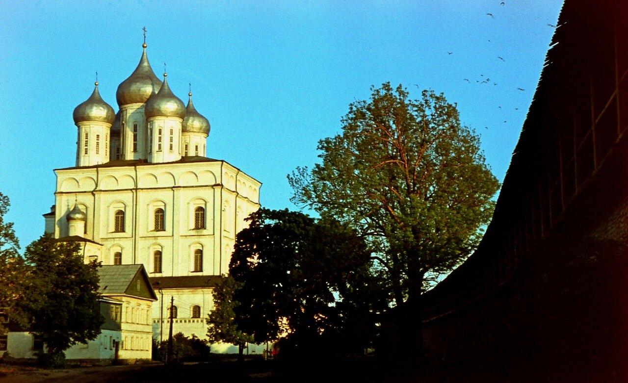 7. Кафедральный собор Святой Троицы