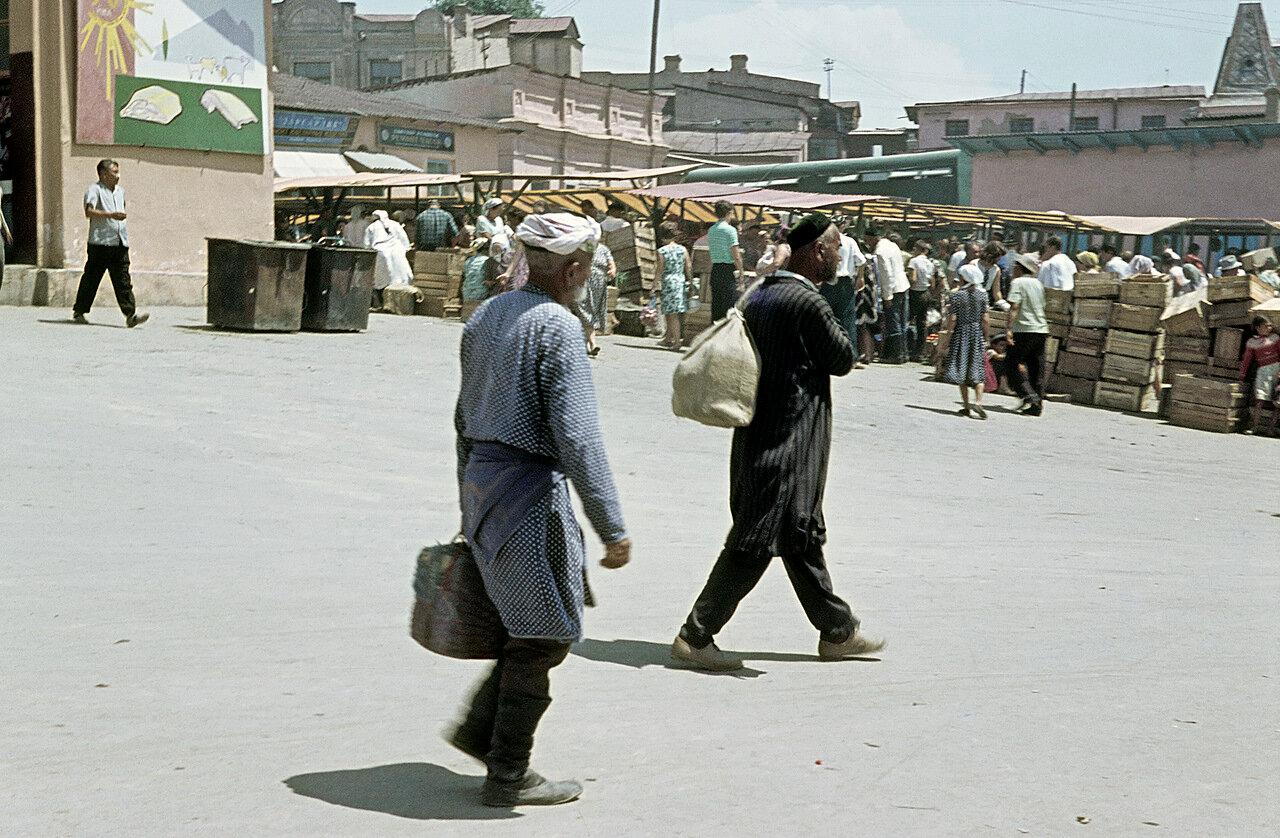 1968. Usbekistan. Taschkent.