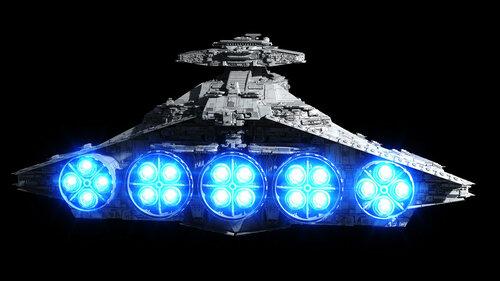"""""""Procurator""""-class Star Battlecruiser"""
