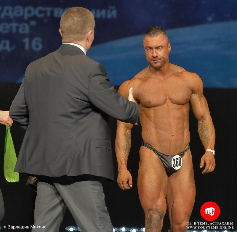 Категория: Классический бодибилдинг абс. Чемпионат России по бодибилдингу 2017