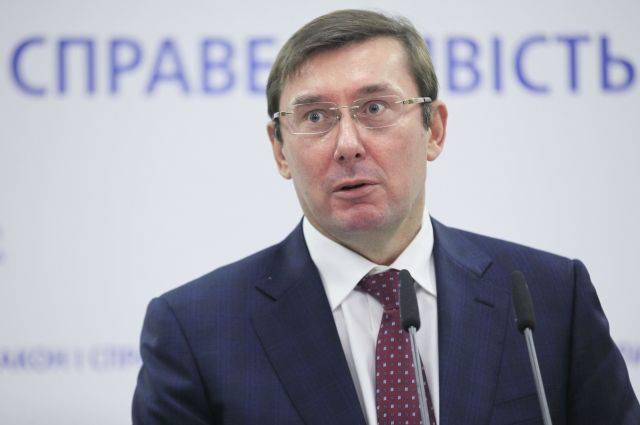 Луценко: ГПУ обязана передать некоторые производства в отношении Януковича в НАБУ