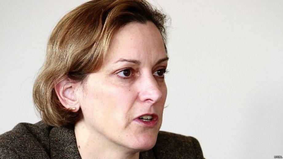 Известная журналистка Энн Эплбаум презентовала в Киеве книгу о Голодоморе