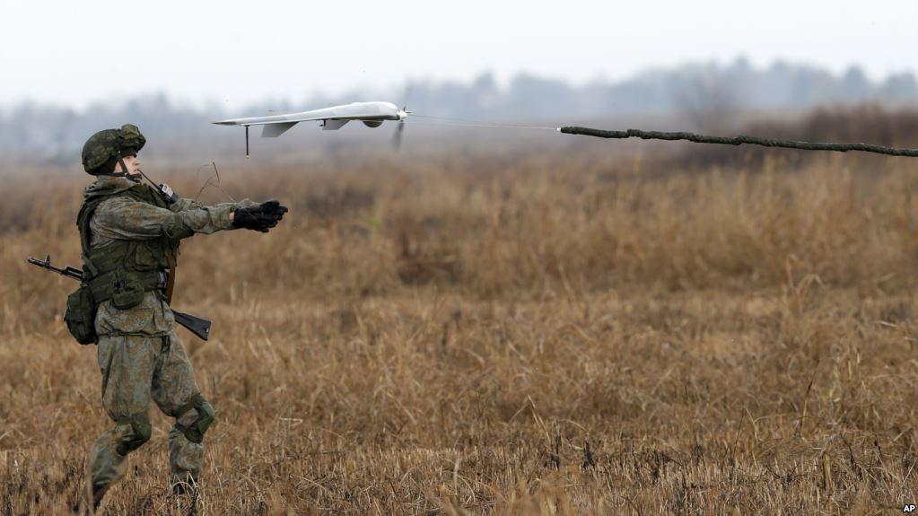Американский взгляд на развитие российских беспилотников. Любопытно.