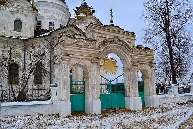 церковные_ворота_cerkovnye_vorota