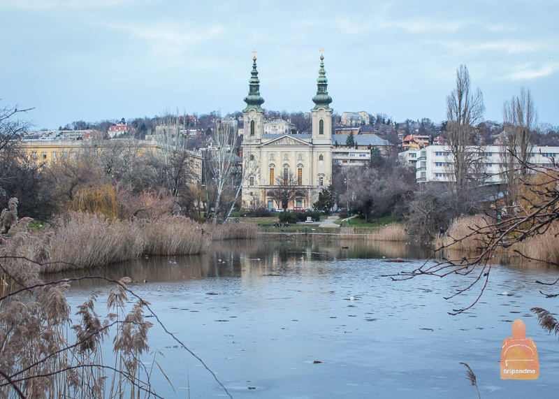 Озеро образовалось XIX веке