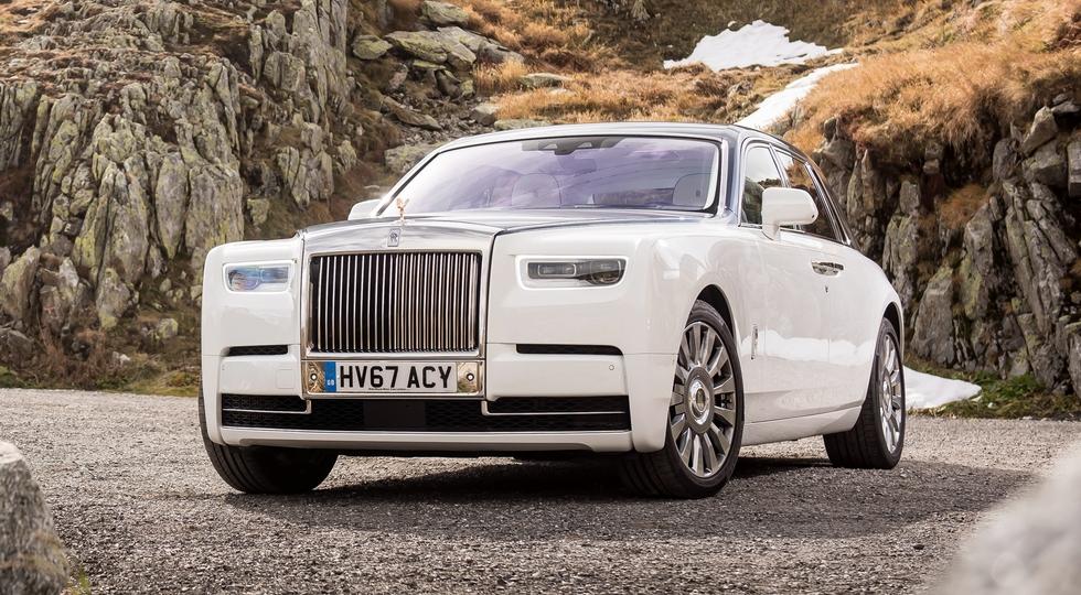 На фото: Rolls-Royce Phantom нового поколения    Об особенностях клиентского сервиса Rolls-Royc