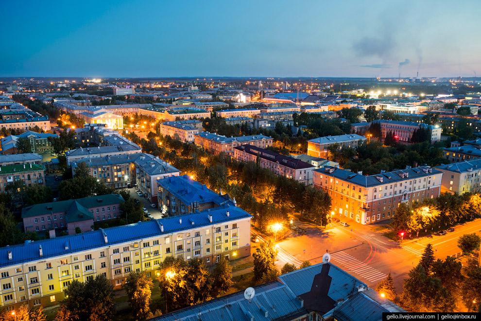 33. Улица Арочная получила своё название из-за обилия сквозных проёмах в домах.