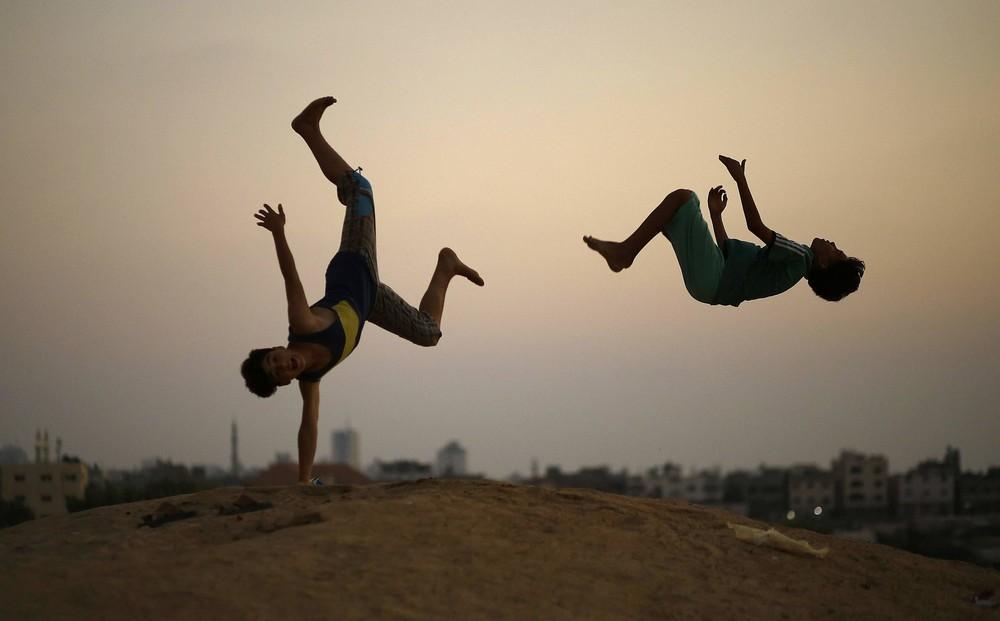 Интересные кадры из Палестины (22 фото)