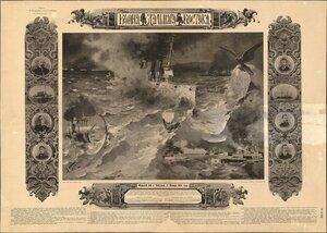 Морской бой у Чемульпо 27 января 1904 года.
