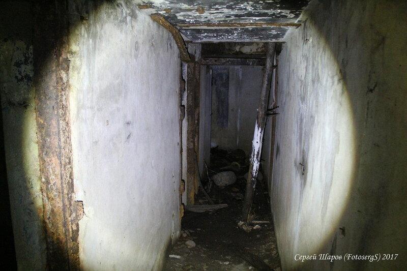 Главный коридор