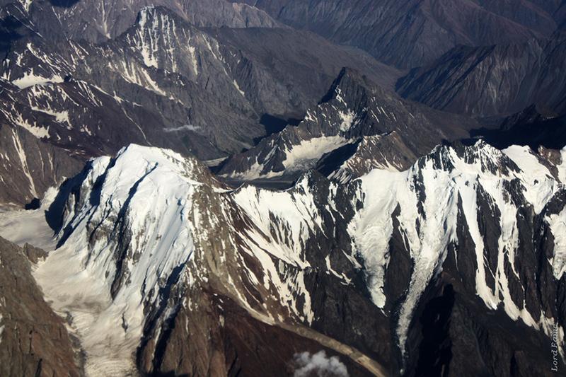 Ферганский хребет, Кыргызстан