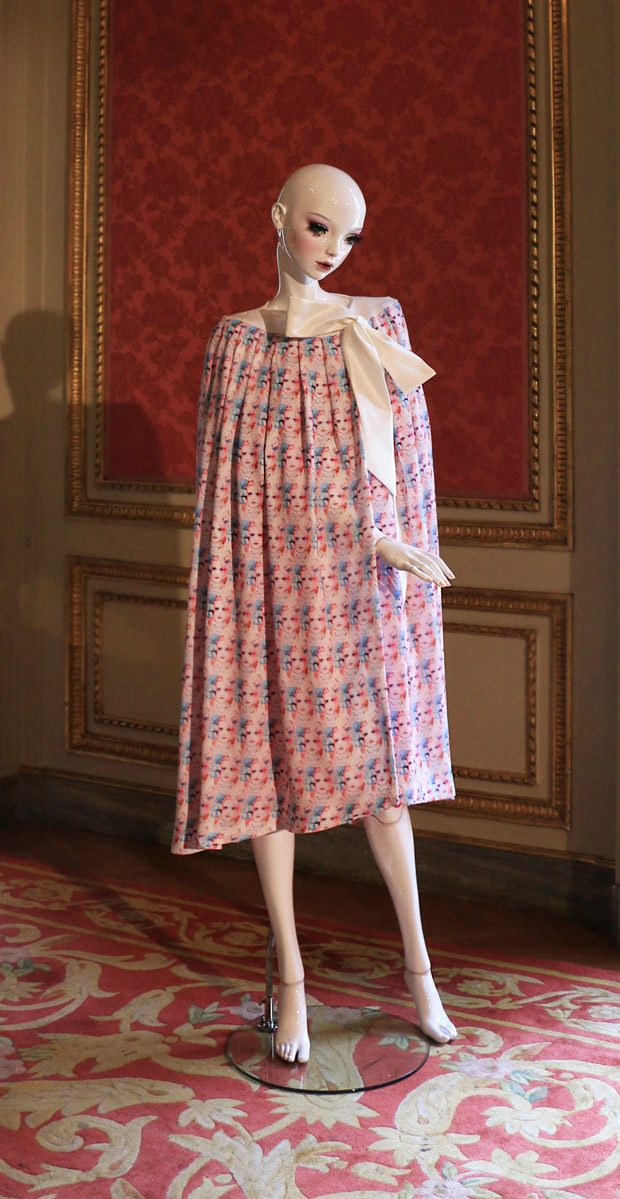 #PFW: ISABEL FELMER Spring Summer 2018 Womenswear Collection