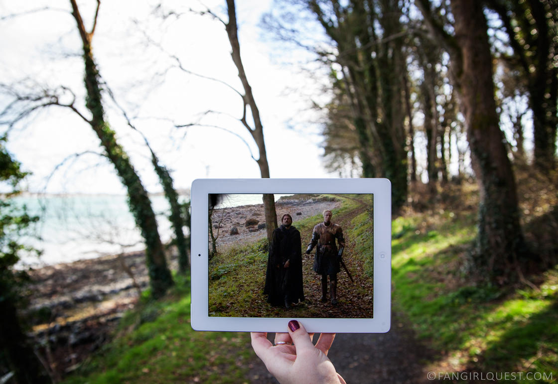 Game of Thrones – Two girls travel the world to find the shooting locations