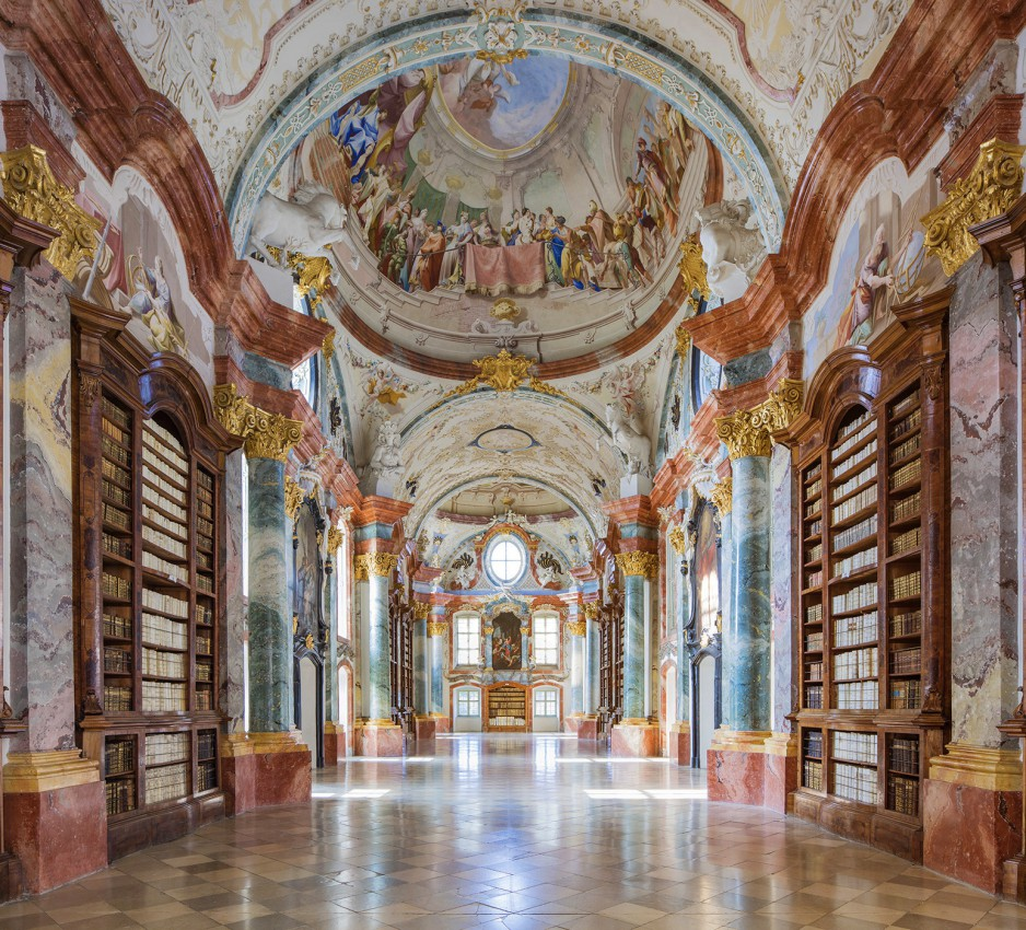 Magnificent Libraries Photographed Around Europe (10 pics)