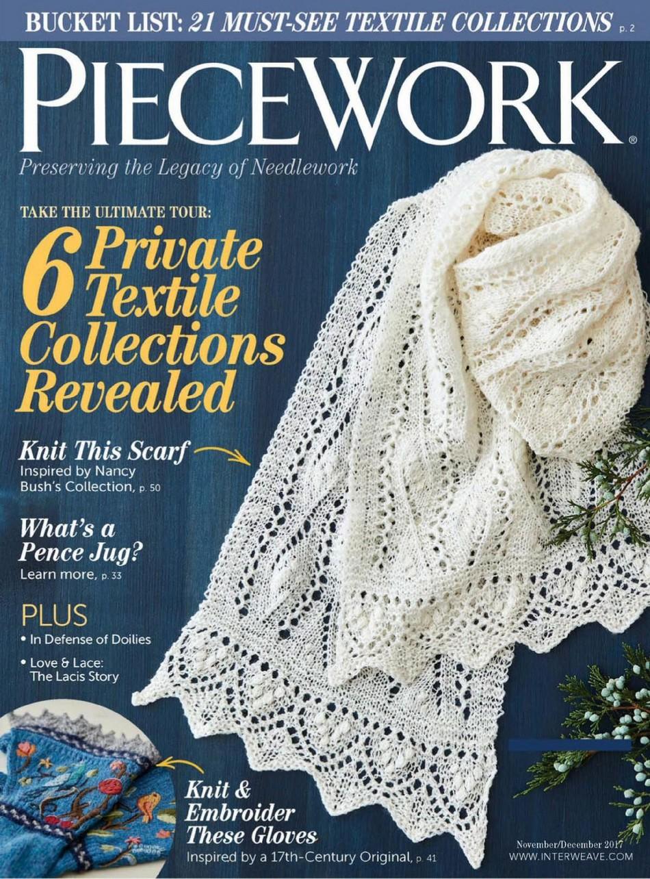 PieceWork - November/December 2017 ng
