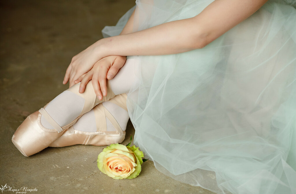 Мария. Балерина