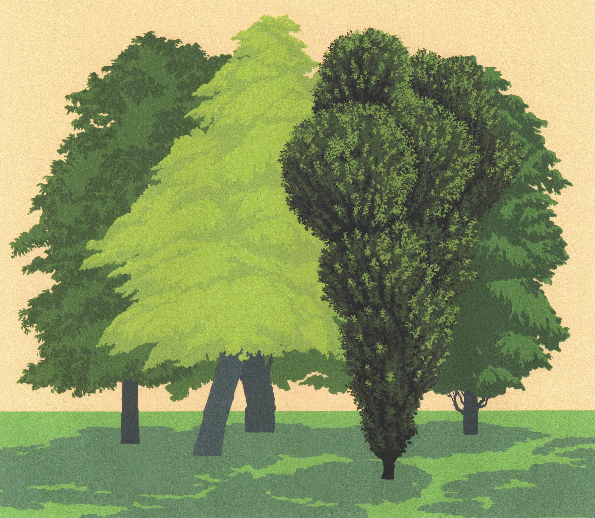 Intriguing Illustrations by Manshen Lo