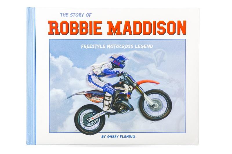 Детская книга «История Робби Мэддисона»