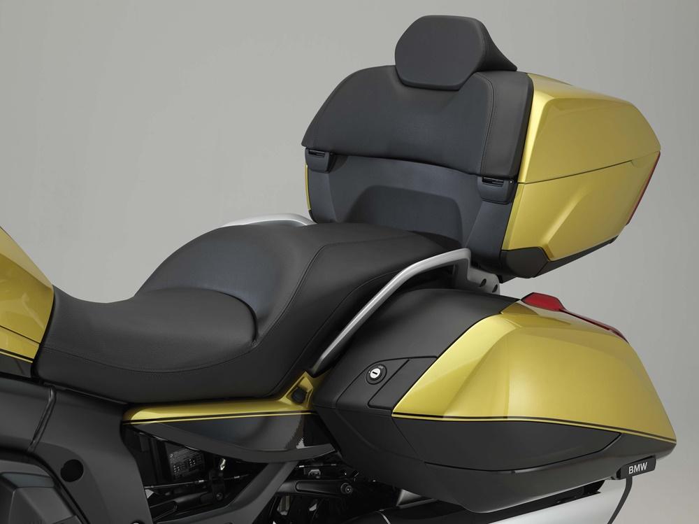 EICMA 2017: туристический мотоцикл BMW K1600 Grand America 2018
