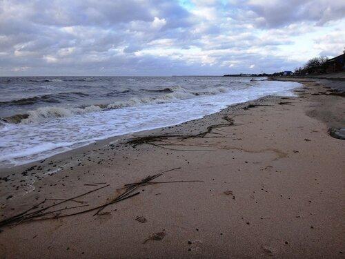 И сновы волны в берег ... На финише октября, в городе у моря Азовского. (85).JPG