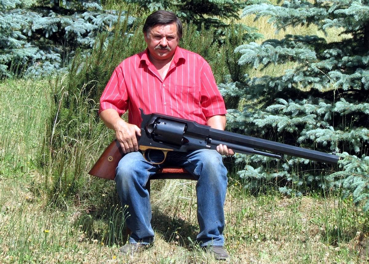 Где мой черный пистолет?: Современный потомок североамериканских ковбоев