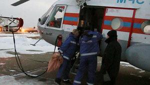 Хабаровские врачи удовлетворены состоянием девочки, выжившей в авиакатастрофе