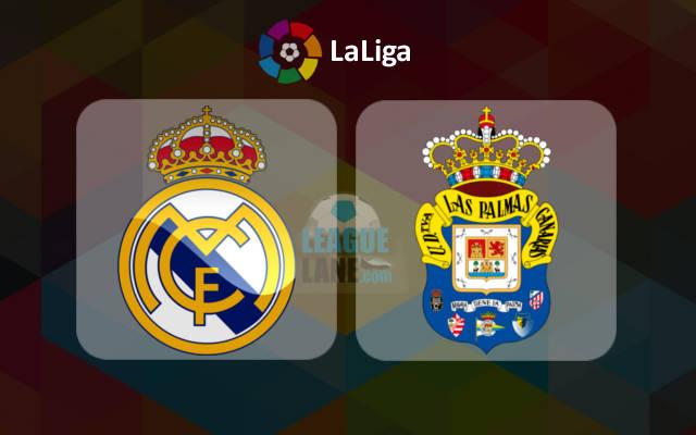 Реал Мадрид - Лас Пальмас (05.11.2017) | Чемпионат Испании 2017/18 | 11-й тур