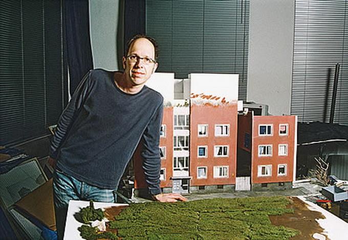 Франк Кунерт. Архитектурный абсурд.