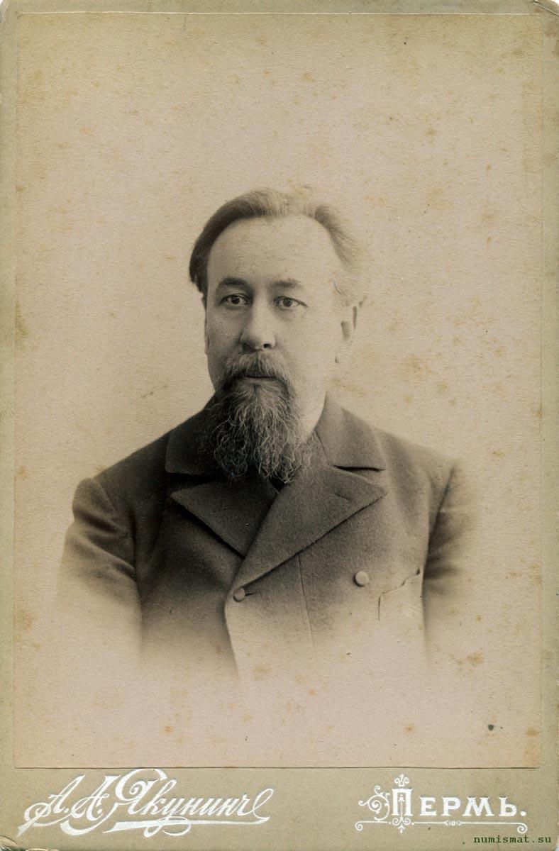Жукотынский Генрих Александрович (… - 1901 гг.).  Управляющий Пермским отделением государственного банка и почетный гражданин города