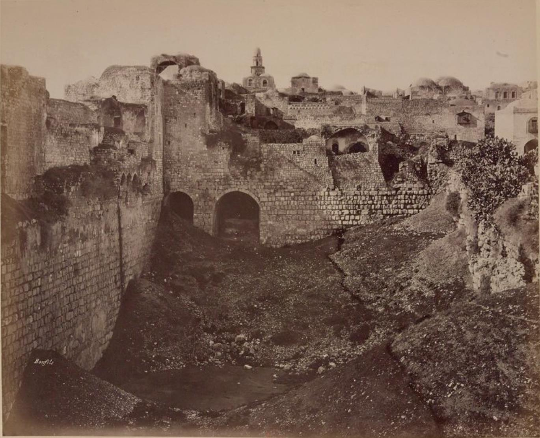 16. Иерусалим. Базилика Святой Анны