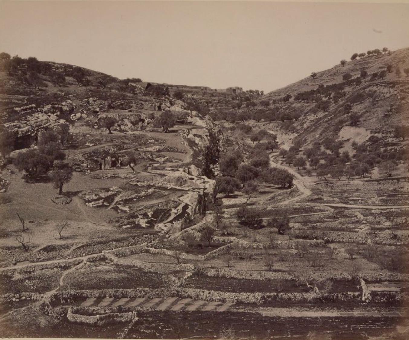 29. Окрестности Иерусалима. Акелдама («Земля горшечника», «Поле крови»)