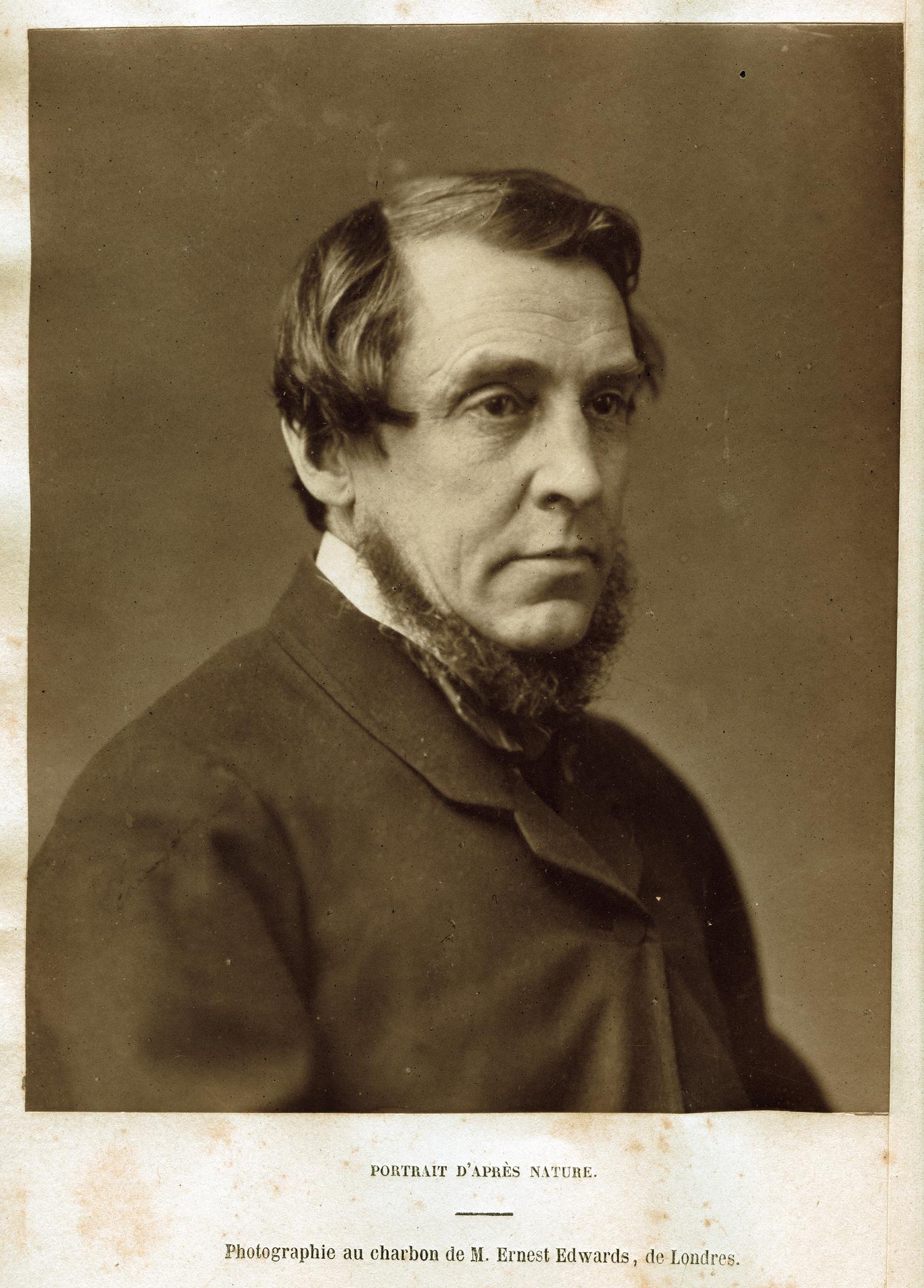 1865. Портрет мужчины