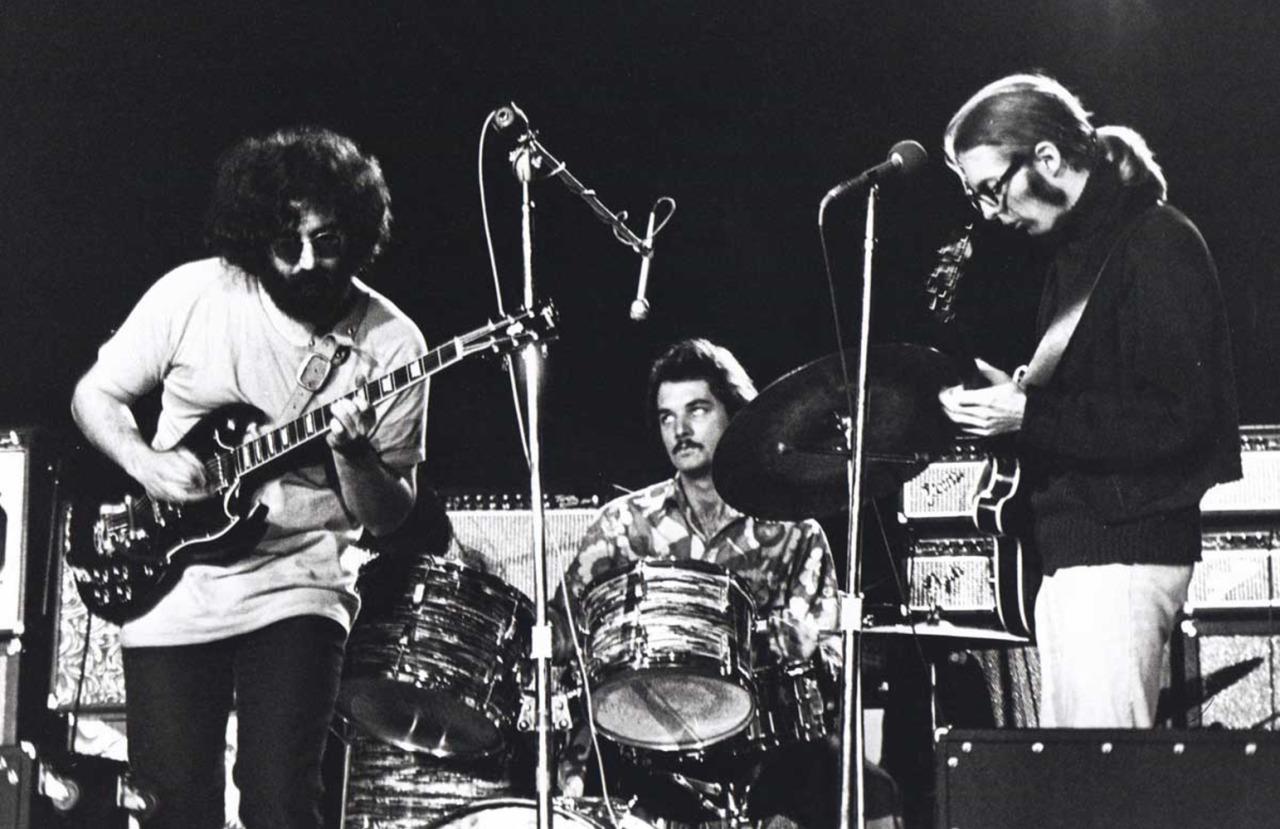 1968. «The Grateful Dead» на фестивале в Майами