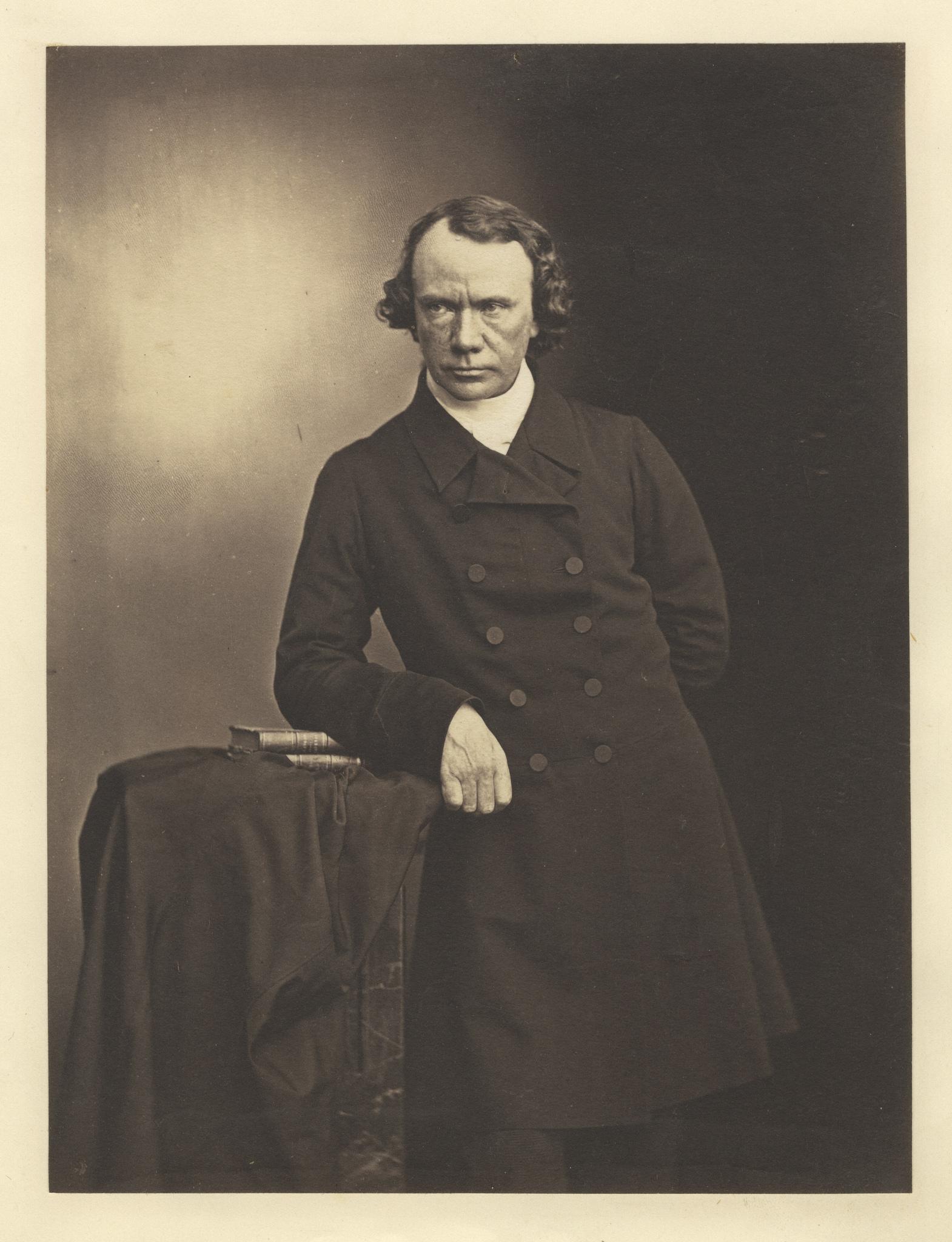 1857. Джон Парк (1804-1865), министр и поэт, сын Джона Парка, виноторговца