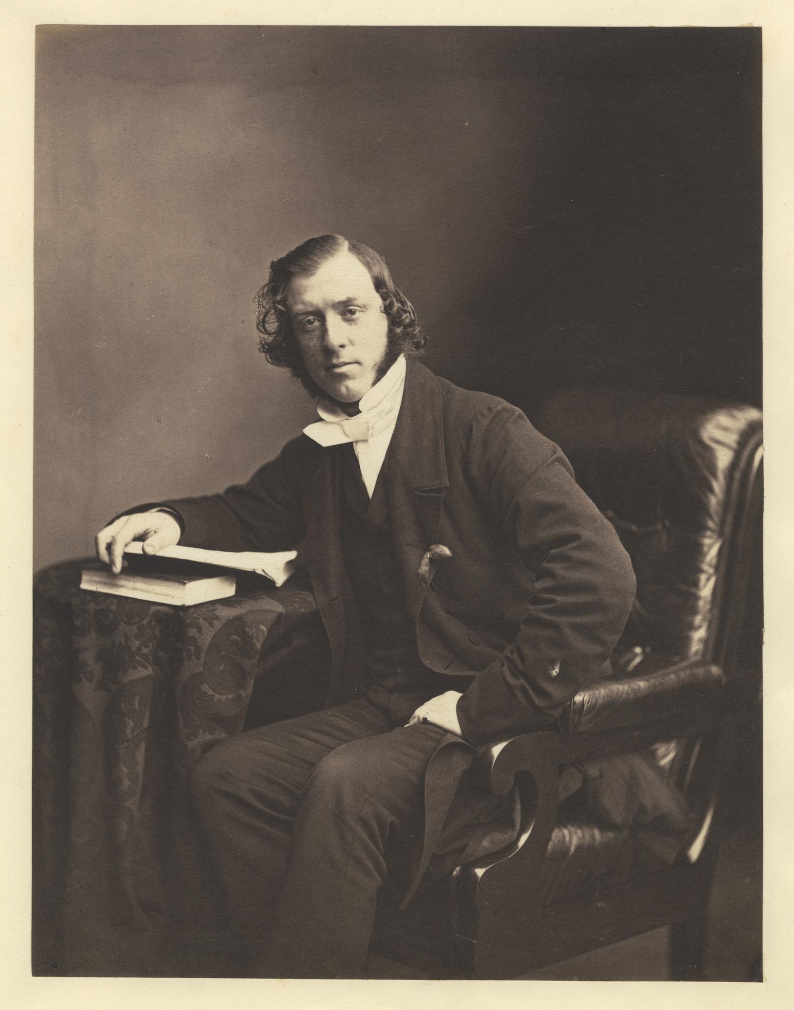 1857. Преподобный доктор Лаллок
