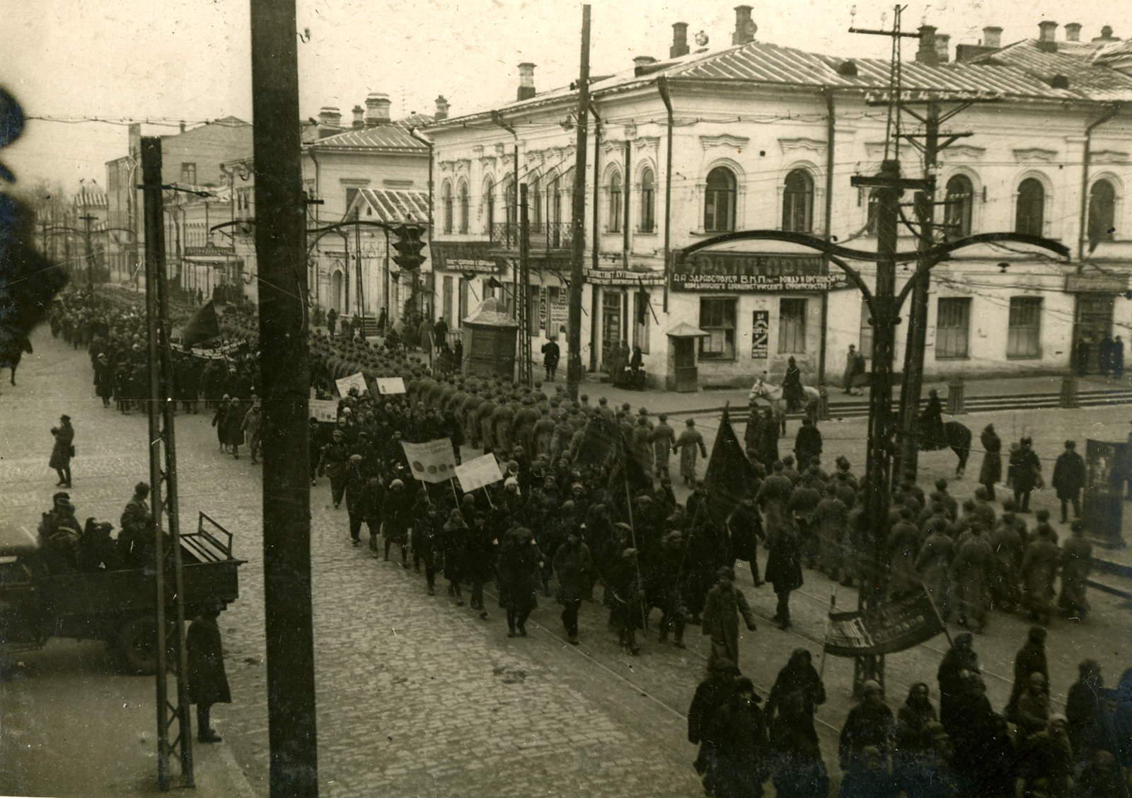 11. Угол ул. Ленина и К.Маркса
