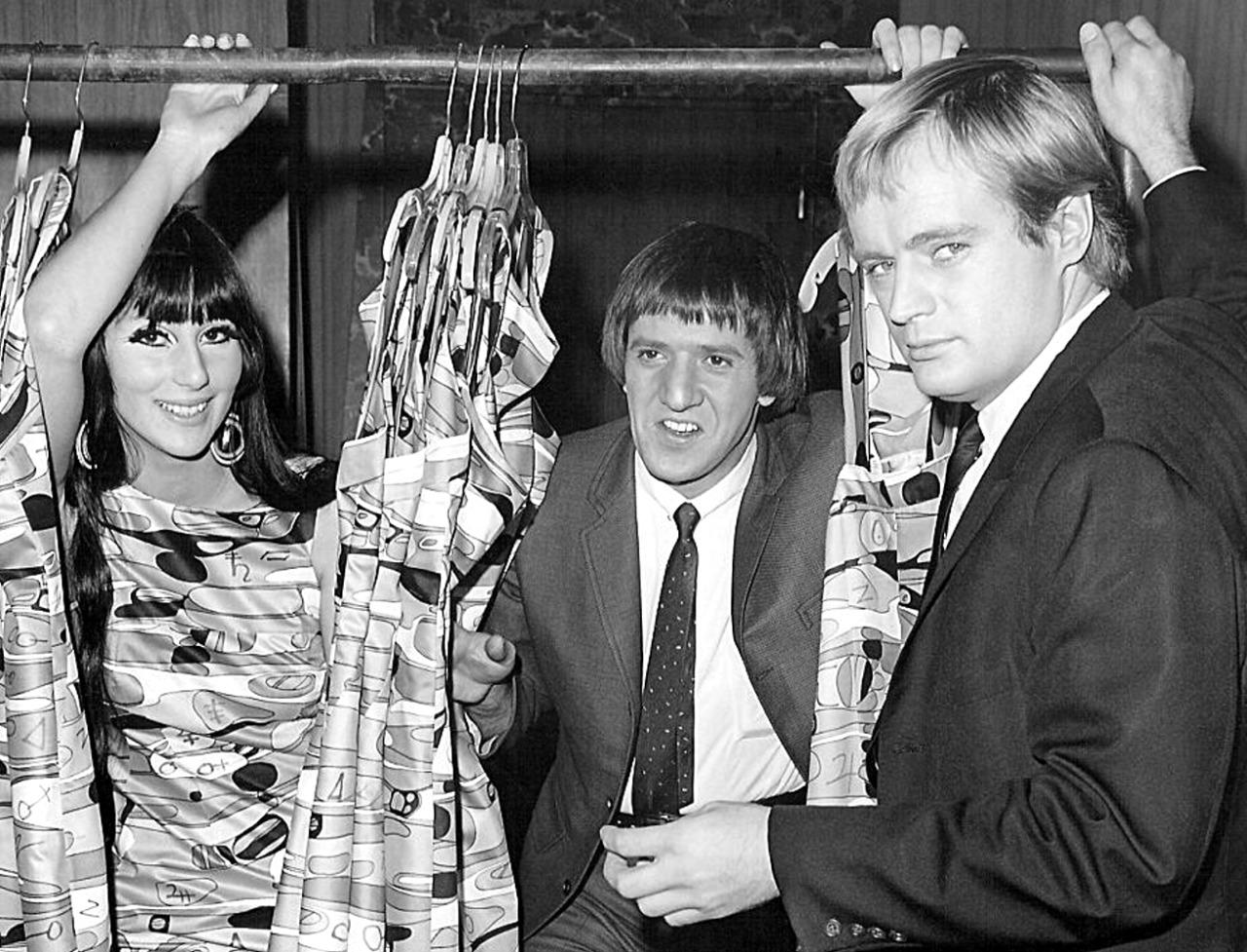 1967. Сонни & Шер и Дэвид Маккаллум