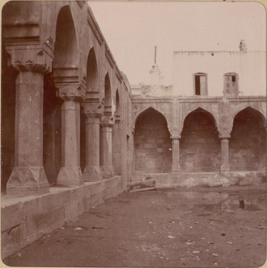 07. Баку. Караван-сарай