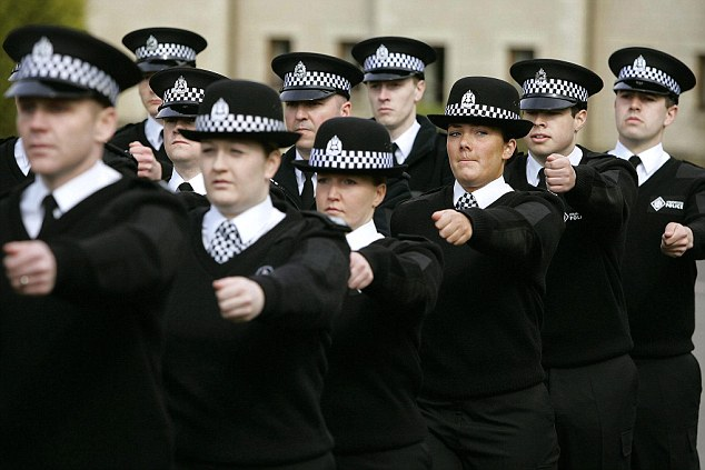 Tulliallan Police training college