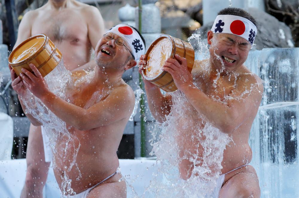 Повседневная жизнь в Японии в фотографиях